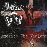 [Shake The Faith America The Violent Album Cover]