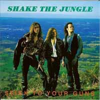 [Shake the Jungle Stick to Your Guns Album Cover]