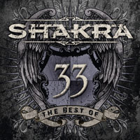 Shakra 33 - The Best Of Album Cover