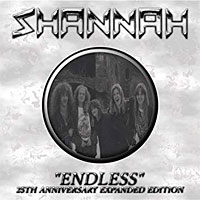 [Shannah Endless (25th Anniversary Edition) Album Cover]