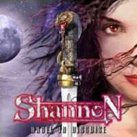 Shannon Angel in Disguise Album Cover