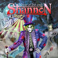Shannon Circus of Lost Souls Album Cover