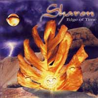Sharon Edge of Time Album Cover