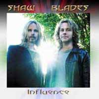 [Shaw-Blades Influence Album Cover]