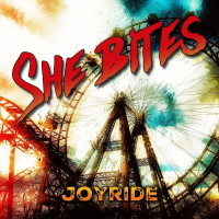 She Bites Joyride Album Cover
