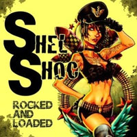 [Shel Shoc Rocked And Loaded Album Cover]