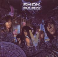 Shok Paris Concrete Killers Album Cover