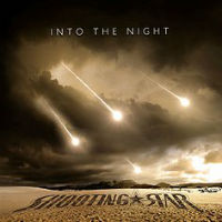[Shooting Star Into The Night Album Cover]