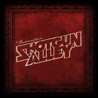 [Shotgun Alley Damnation  Album Cover]