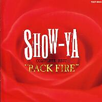 Show Ya Back Fire - Complete Best Album Cover