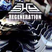 [Shy Regeneration Album Cover]