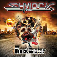 [Shylock Rock Buster Album Cover]