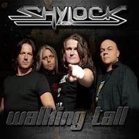 [Shylock Walking Tall Album Cover]
