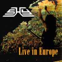 [Shy Live In Europe Album Cover]