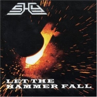 Shy Let The Hammer Fall Album Cover