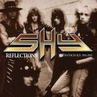 [Shy Reflections: The Anthology 1983-2005 Album Cover]
