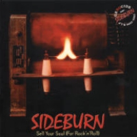[Sideburn Sell Your Soul (For Rock 'n' Roll) Album Cover]