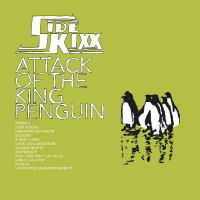[Side Kixx Attack Of The King Penguin Album Cover]