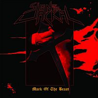 [Sign Of The Jackal Mark of the Beast Album Cover]