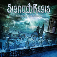 [Signum Regis Through The Storm  Album Cover]