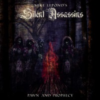 [Mike Lepond's Silent Assassins Pawn and Prophecy Album Cover]