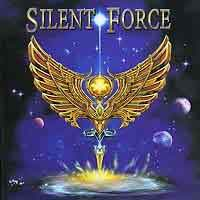 [Silent Force The Empire of Future Album Cover]