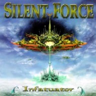[Silent Force Infatuator Album Cover]