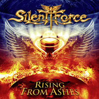 Silent Force Rising from Ashes Album Cover