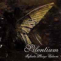 [Silentium Infinita Plango Vulnera Album Cover]