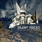 [Silent Voices Building Up the Apathy Album Cover]