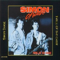 [Simon Chase Thrill Of The Chase Album Cover]