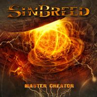 [Sinbreed Master Creator Album Cover]