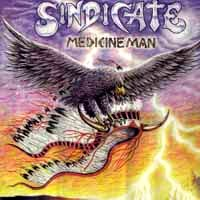 Sindicate Medicine Man Album Cover