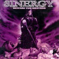 [Sinergy Beware the Heavens Album Cover]