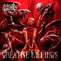 [Sinister Creative Killings Album Cover]