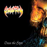 [Sinister Cross The Styx Album Cover]