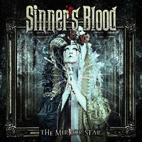 Sinner's Blood The Mirror Star Album Cover