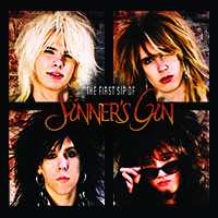 [Sinner's Gin The First Sip of Sinner's Gin Album Cover]