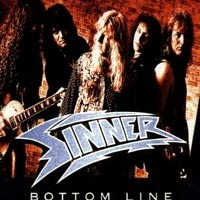 Sinner Bottom Line Album Cover