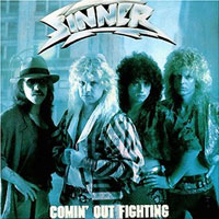 Sinner Comin' Out Fighting Album Cover