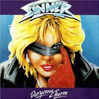 [Sinner Dangerous Charm Album Cover]