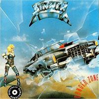 [Sinner Danger Zone Album Cover]