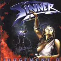 [Sinner Judgement Day Album Cover]