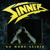 [Sinner No More Alibis Album Cover]