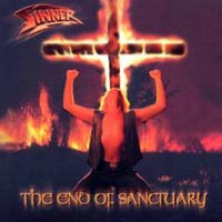 [Sinner The End of Sanctuary Album Cover]