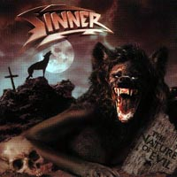 Sinner The Nature Of Evil Album Cover