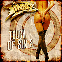 [Sinner Touch of Sin 2 Album Cover]