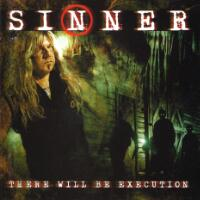 [Sinner There Will Be Executions Album Cover]