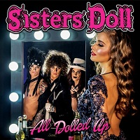 [Sisters Doll All Dolled Up Album Cover]