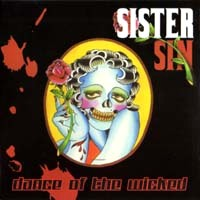 [Sister Sin Dance Of The Wicked Album Cover]